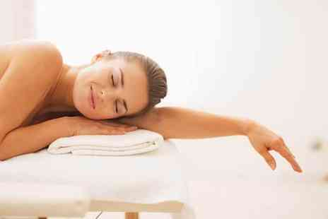 Serenity Steps - 90 minute pamper package with three treatments - Save 62%