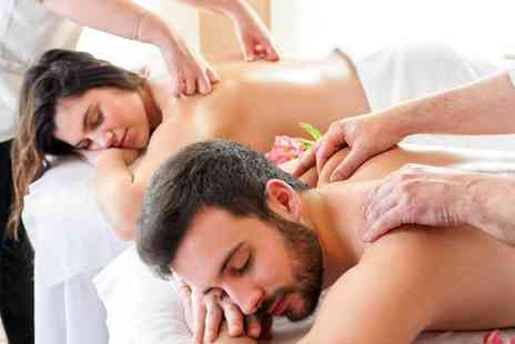 The Treatment Studio - One hour couples massage - Save 53%