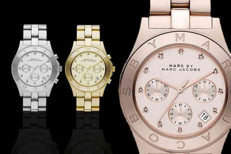 Gray Kingdom - Ladies Marc Jacobs watch choose from three colours - Save 56%