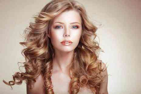Beauty 24 Fit - Haircut, full head of colour, condition and keratin Brazilian blow dry - Save 73%