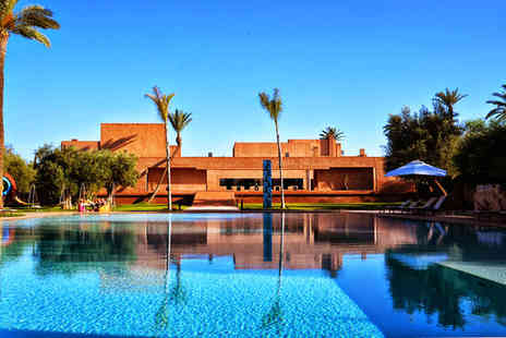 Dar Sabra Resort & Spa - Four Star Boutique Spa Hotel Stay For Two - Save 44%