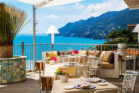 Lloyds Baia Hotel - Four Star Stunning Views of the Amalfi Coast - Save 71%