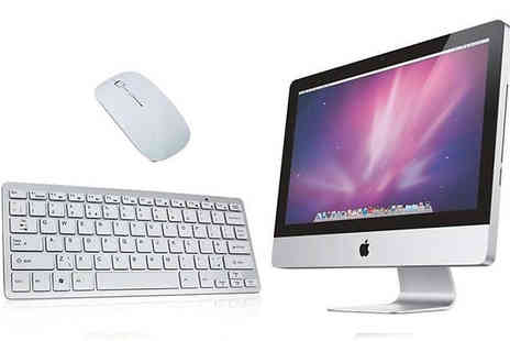 IT trade service - Apple iMac 20 Inch Plus One Year Warranty - Save 17%