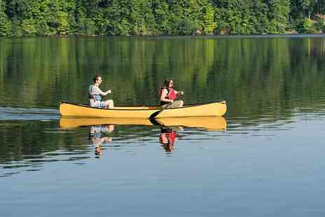 Kayakhub Exeter - Half day canoe hire for up to four - Save 46%