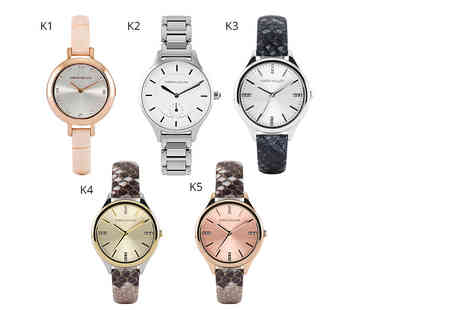 Brand Logic - Karen Millen watch choose from five styles - Save 72%