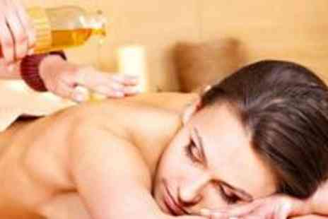 Kuafor Hair and Beauty Salon - Full body massage and mini facial - Save 60%