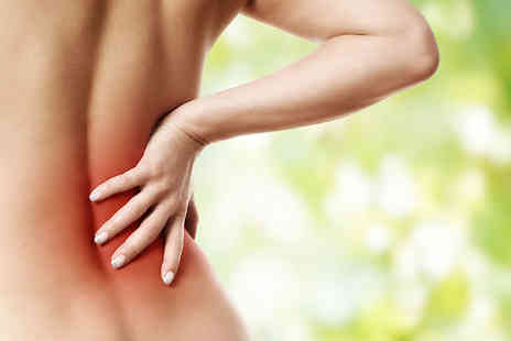 Shield Chiropractic Clinic - Back pain examination with a spinal scan and two treatment sessions - Save 83%