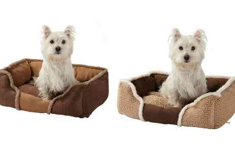 Groupon Goods Global GmbH - Bunty Kensington Dog Bed in Choice of Size and Colour - Save 40%