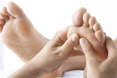 Online Academies - Reflexology Diploma Online Course - Save 90%