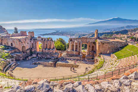Sicilian Autotour - Fantastic 6 Night Tour Through Fascinating Island - Save 0%