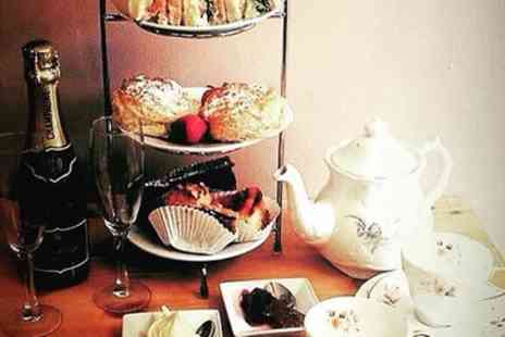 Mill House Coffee - Afternoon Tea for Two or Four with Optional Prosecco - Save 0%