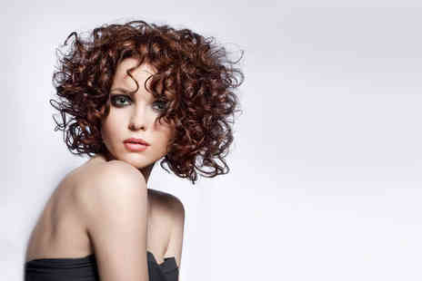 St James Hair and Beauty - Cut and finish plus Indian head massage - Save 70%