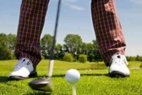 John Butler Golf Pro - Golf Tuition Four Beginners' Group Lessons - Save 70%