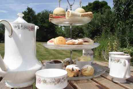 Stanton Manor - Cotswolds Afternoon Tea for Two or Four - Save 41%