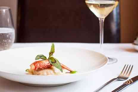 The Harrow at Little Bedwyn - Michelin Starred Tasting Menu for Two - Save 39%