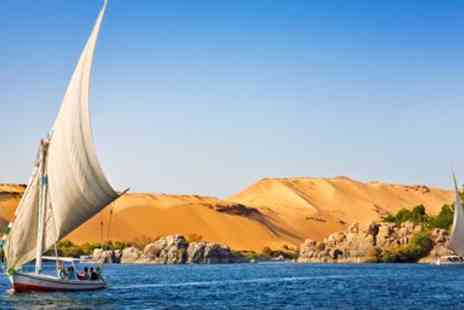 Travel Interaction - Five Star Nile Cruise & All Inclusive Hurghada Fortnight - Save 0%