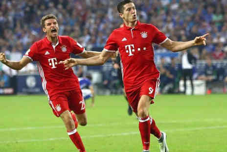 Independent World Choice Holidays - Two night hotel stay with FC Bayern Munich football tickets - Save 0%