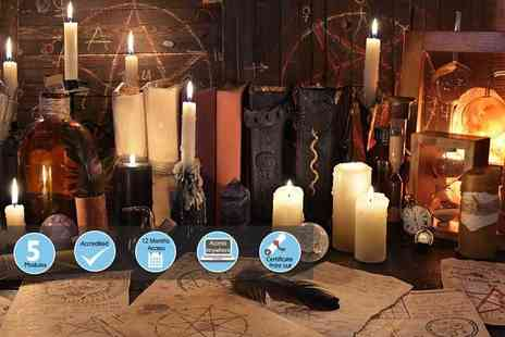 International Open Academy - Online introduction to Wicca course - Save 84%