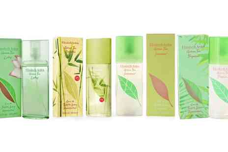 Groupon Goods Global GmbH - Elizabeth Arden Green Tea EDT or EDP 100ml Spray - Save 50%