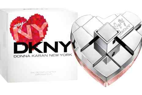 Groupon Goods Global GmbH - DKNY MyNY for Women EDP - Save 42%