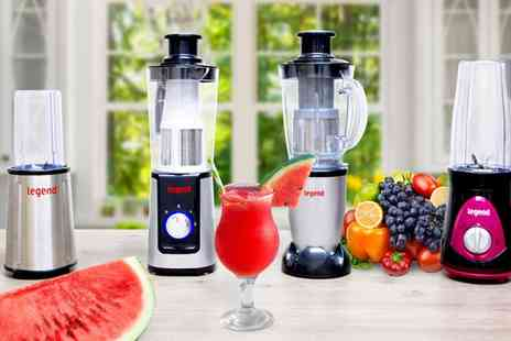 Groupon Goods Global GmbH - Legend Blender in Choice of Design - Save 70%