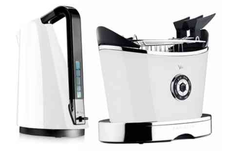 Groupon Goods Global GmbH - Bugatti Kettle and Toaster Set - Save 41%
