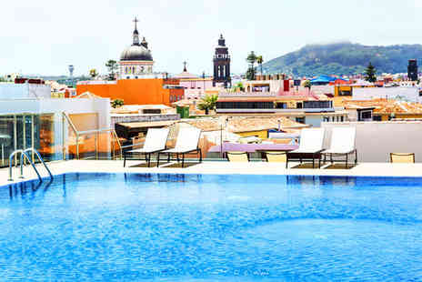 La Laguna Gran Hotel - Four Star Charming Hotel Stay For Two in Historic Centre - Save 68%