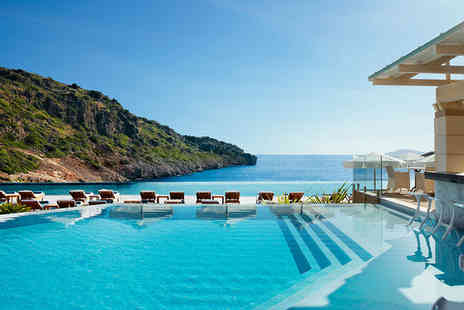 Daios Cove Luxury Resort & Villas - Five Star Spectacular Sea Views and Private Pools - Save 39%