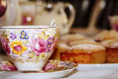 The Mustard Seed Tearooms - Afternoon Tea for Two or Four - Save 50%