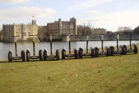 Southern Segway - 90 Minute Segway Twilight Castle Tour for One or Two - Save 59%