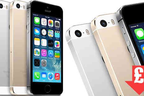 Ultimo Electronics - iPhone 5S 16GB Gold - Save 57%