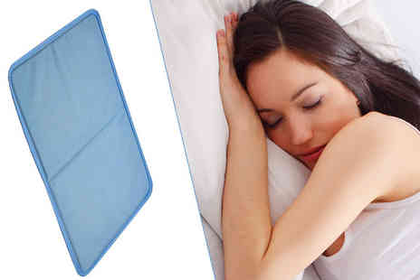 Zoozio - Cooling Gel Pillow Pad - Save 85%