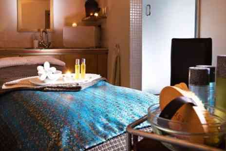 Hotel du Vin - Birmingham Spa Treat with Massage, Facial & Cocktail - Save 46%