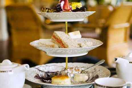 Knight Properties - Shrewsbury Coaching Inn Afternoon Tea & Bubbly for 2 - Save 40%