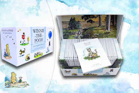 PCS Books - Complete Winnie the Pooh 30 book set - Save 79%