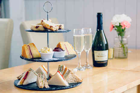 The Bay Horse - Sparkling afternoon tea for two - Save 52%