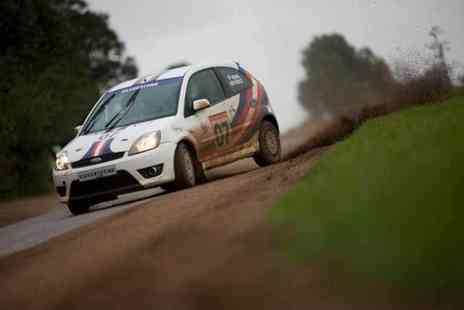 Buyagift - Adrenaline fuelled Rally Driving thrill at a choice of four locations - Save 0%