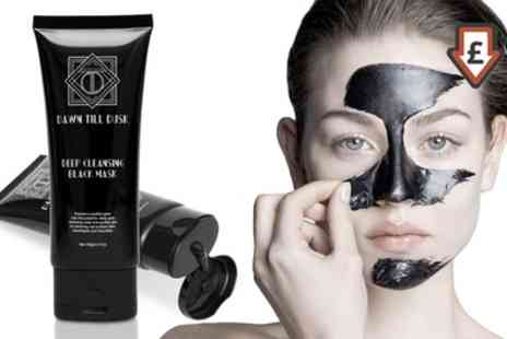 Groupon Goods Global GmbH - One, Two or Three Black Peel Off Face Masks - Save 87%
