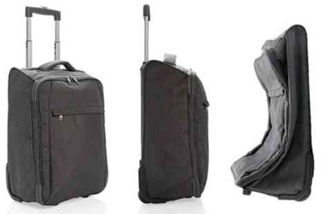 Groupon Goods Global GmbH - Xindao Two Tone Foldable Trolley - Save 52%