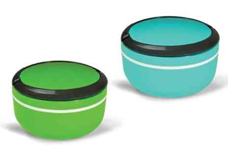 Groupon Goods Global GmbH - Two Jocca Lunch Boxes - Save 0%
