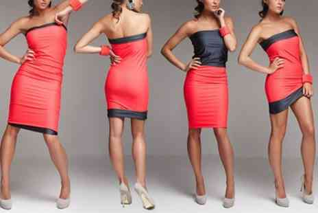 Groupon Goods Global GmbH - One or Two Multifunctional Dresses in Choice of Colour - Save 0%