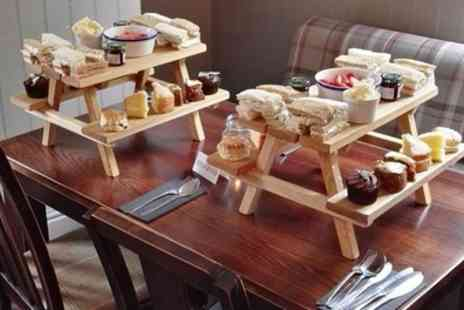Carters Arms - Picnic Cream or Sparkling Afternoon Tea for Two or Four - Save 0%