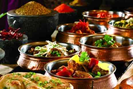 Diya - Two Course Indian Meal for Two or Four - Save 62%