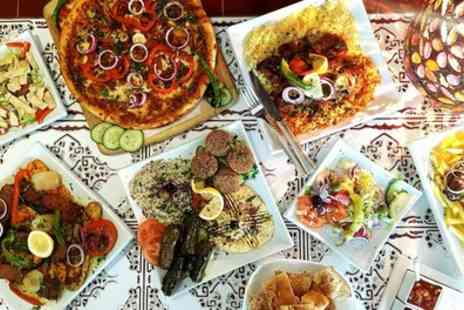 Konya's Gold Turkish Restaurant & Cafe - Turkish Meal with Starters, Main and Drink for Two - Save 38%