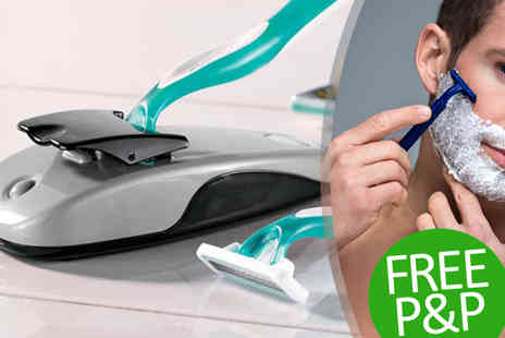 Ugoagogo - Razor Saver Extend the life of your disposable razor by up to 5x free P&P - Save 57%