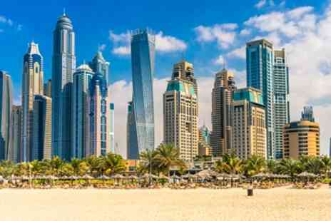 Emirates Holidays - Three Night 5 Star Dubai Escape with Meals & Room Upgrade - Save 0%