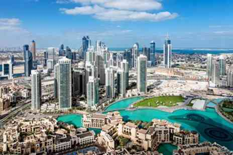 Emirates Holidays - Five Night Luxury Dubai Beach Escape with Emirates Flights - Save 0%