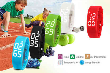 ugoagogo - Kids smart fitness activity watch - Save 60%