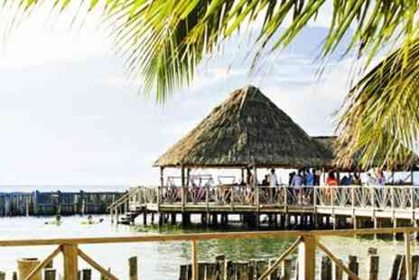 Thatch Caye Resort - Belize Private Island Resort Oceanview Cabana Stay - Save 0%