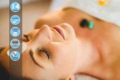 KEW training academy - Online diploma in crystal therapy course - Save 82%